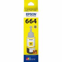 Refil Tinta Epson Original Impressora L200 L210 L355 L555