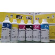 1 Litro Tinta Epson Impressora L220 L355 L365 L555 L800