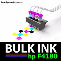 Sistema Tanque D Tinta P/ Impressora Multifuncional Hp F4180
