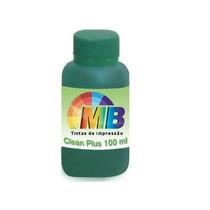 100ml Solução Limpeza Clean Cabeças Bulk Cartuchos Tinta