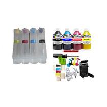 Bulk Ink Para Impressora Multifuncional Hp 4280 4480 + Tinta