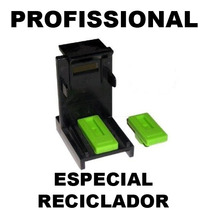 *snap Fill Para Recarga De Cartuchos Hp Lexmark Canon - Novo