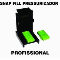 Snap Fill Profissional Para Cartucho Hp 122 60 901 21 E Etc.