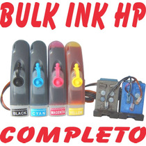 Bulk Ink Hp 122 Impressora Hp Deskjet 2050 3050 1000 C.122
