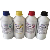 4x 500ml Tinta Hp Inkbank 1516 2546 2136 2050 1000 1115 D110