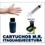 Sugador, Snap Fill 100 Ml Tinta Preta Cartucho Hp 122 662 74