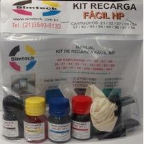 Kit De Recarga Fácil Hp 2 Cartuchos