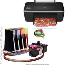 Bulk Ink Para Impressora Hp 2516 Com Presilhas Especiais