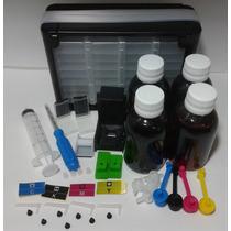 Bulk Ink Hp Deskjet D1660 Completo
