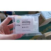 Cartucho Recarregável Hp 7100 E 7610 Chip Full