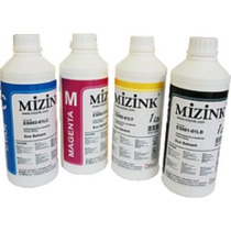 3 X 500ml Tinta Corante Mizink Hp Pro 8100 8600 8610 8620