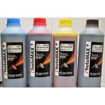 Kit Tinta Prism Recarga Cartuchos Hp-canon-lexmark 4x250 Ml