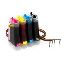 Bulk Ink P/ Hp J4680 Com Acessórios E Tintas