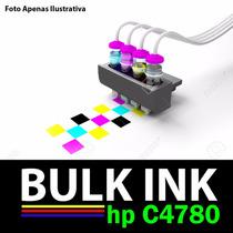 Sistema Tanque D Tinta P/ Impressora Multifuncional Hp C4780