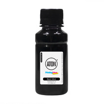 Tinta Para Cartucho Hp 122 Black 100ml Pigmentada Aton