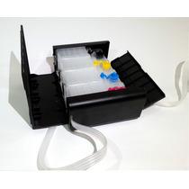 Bulk Ink Hp 8600/8100 Cartuchos 950/951 Novo Chip Atualizado