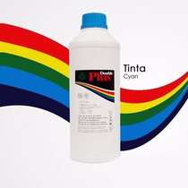 Tinta Cyan Pigmentada 1 Litro P/ Hp 940 951 Pro 8600 8100