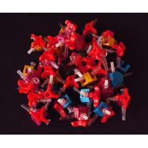 Torneira 3 Vias + Tubete + Sup. Color (50 Un)