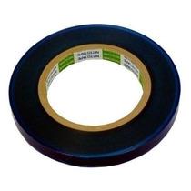 50 Clips P/ Cartuchos Hp + Rolo De Fita Blue Tape 100 Metros