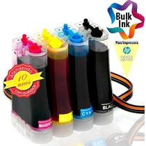 Bulk Ink Hp Para Multifuncional 2516 + 120ml De Tinta Alemã
