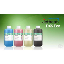 Tinta Eco Solvente Jet Best Dx5 Maq. Chinesas