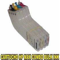 Kit Recarregável Hp940 8000 8500 K5400 K8600 Frete Grátis