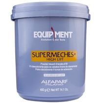 Pó Desco Alfaparf Equipment Supermeches + High Lift 400g