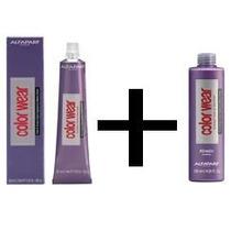 Tonalizante Color Wear Alfaparf + Ativador 120ml Cor 9.21