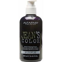 Coloração Tintura Creme Jeans Color Alfaparf Purple 250ml