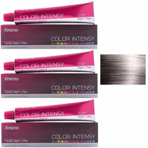 3x Amend Coloração Color Intensy 12.11 Louro Claro Platinado
