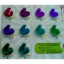 Tintas Coloridas Para Cabelo Candy Color!