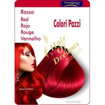 Tinta Red Vermelho Designer Color Tec Italy - Colori Pazzi