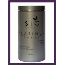 Pó Descolorante Platinum Super Profissional 400g Mais Brinde