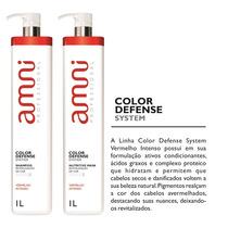 Matizante Vermelho - Color Defense System Vermelho Intenso