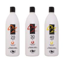 Oxidante Oz Color 900ml- Locao Cremosa- Peroxido Goz Cosmeti