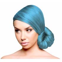 Sparks Tinta Para Cabelo Tintura Colorida Cor Mermaid Blue