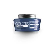 Mascara Colors Tonalizante Azul Anil Fine 250g