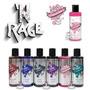 N Rage Hair Dye - Tinta Fantasia - Cabelos Coloridos Cosplay