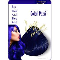 Tinta Blu Azul Designer Color Tec Italy - Colori Pazzi