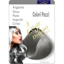 Tinta Silver/prata Designer Color Tec Italy - Colori Pazzi