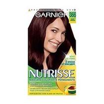 Coloração Garnier Nutrisse 366 Acaju Purpura