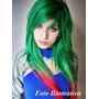 Anilinas De Madeira - Colors Hair - Verde Capim