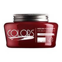 Fine Professional Colors Máscara Manutenção Vermelho Mog
