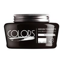Fine Professional Colors Máscara Manutenção Black 250g