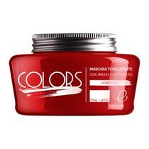 Fine Professional Colors Máscara Manutenção Vermelho 250