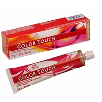 Tonalizante Color Touch 7/43 Louro Médio Dourado