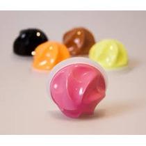 Giz Pastel Colorir Cabelo - Collor Rub - Cor Rosa