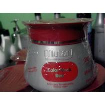 Mutari Color Mask Red Máscara Tonalizante Vermelha