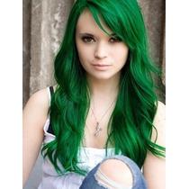 Tonalizante Para Colorir Cabelos - Verde