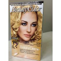 Beauty Color Tintura Creme 12.0 Louro Muito Claro Especial